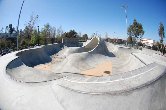 OC - ETNIES SKATEPARK OF LAKE FOREST