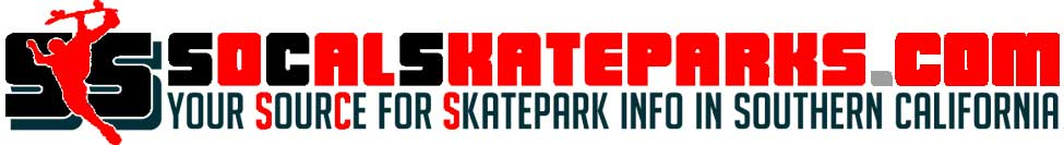 WELCOME TO SOCALSKATEPARKS.COM
