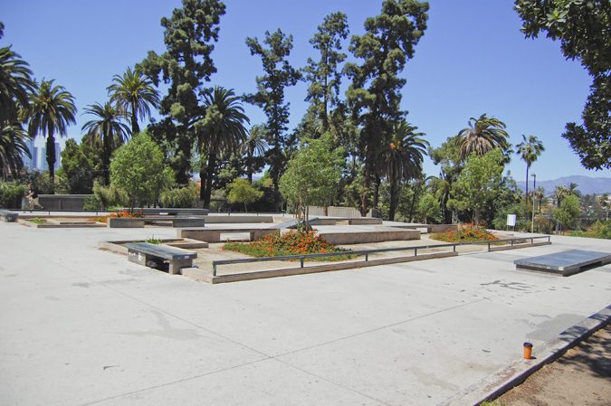HollenbecK Skate Plaza