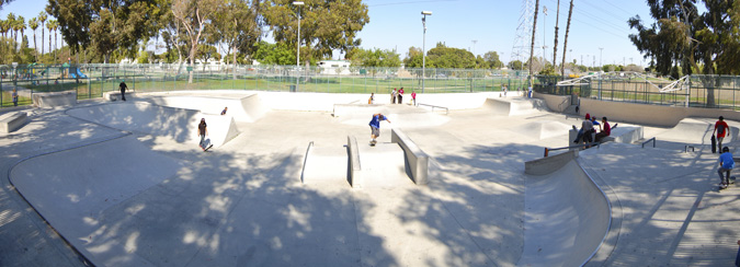 huntington park skatepark salt lake park
