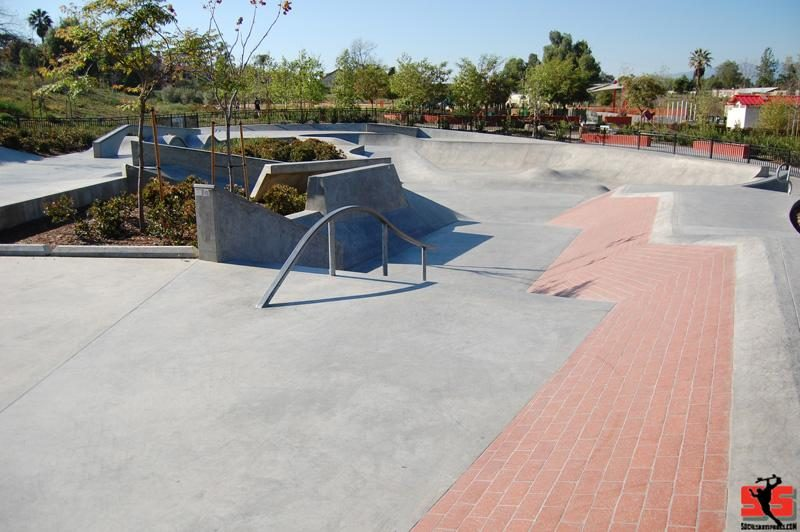 Avocado Heights Skatepark