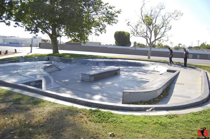 Huntington Beach Murdy Skatepark
