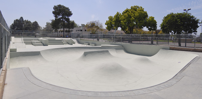 south gate skatepark